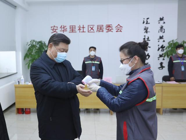 [코로나19] 北의 노골적인 친중…中 비판 없이 시진핑, 전염병 방역 본보기