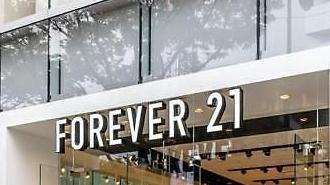 Phiên bản Mỹ 'Câu chuyện thành công Dongdaemun' Forever21 đã kết thúc