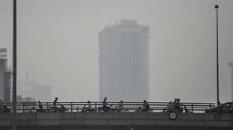 Mỗi năm có khoảng 40.000 người chết do ô nhiễm không khí tại Hàn quốc, Việt Nam