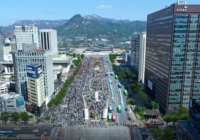 박원순, 시민 맞춤형 광화문광장 내놓는다