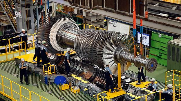 S. Korea launches task force for early commercialization of home-made gas turbine