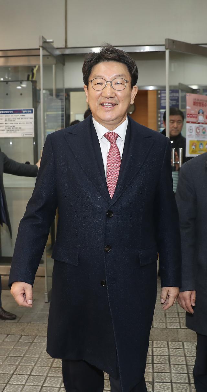 """강원랜드 채용비리 권성동 의원 2심도 무죄…""""검찰이 입증 못해"""""""