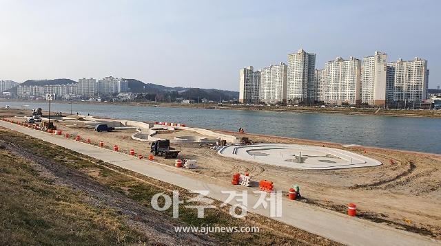 포항시, 경북 최대 규모 형산강 '야외 물놀이장'...7월 개장