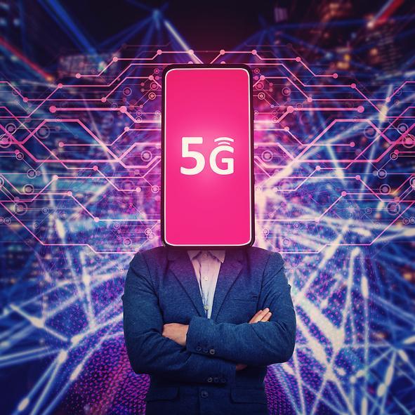 영상 즐기는 5G 이용자 4G 이용자보다 데이터 3배 더 쓴다