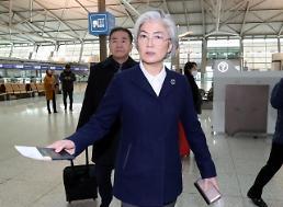 .韩外长启程赴德出席慕安会 或会晤美国国务卿.