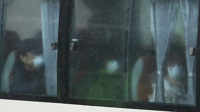 【新冠疫情】140名第三批武汉侨民开始隔离生活 7名送至医疗院