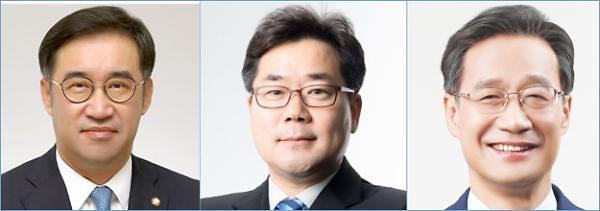 더불어민주당 인천 초선의원 제21대 총선 합동 출마 기자회견
