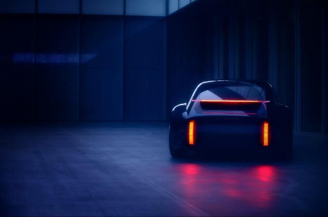 Hyundai reveals sneak-peek preview for new concept EV Prophecy