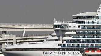 Hàn Quốc chưa có ý định vận chuyển công dân từ tàu Diamond Princess về nước