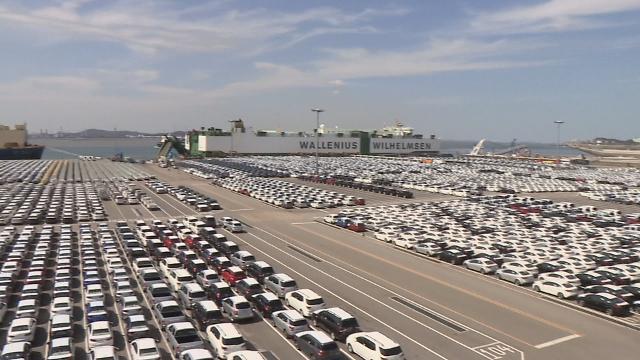 韩国1月汽车生产和销售双双下滑