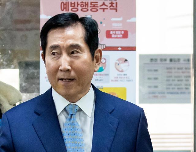 MB정부 댓글 공작 조현오 전 경찰청장 1심서 징역 2년…법정 구속