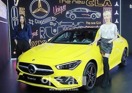 벤츠, 더 뉴 A-클래스 출시… BMW·아우디 긴장?