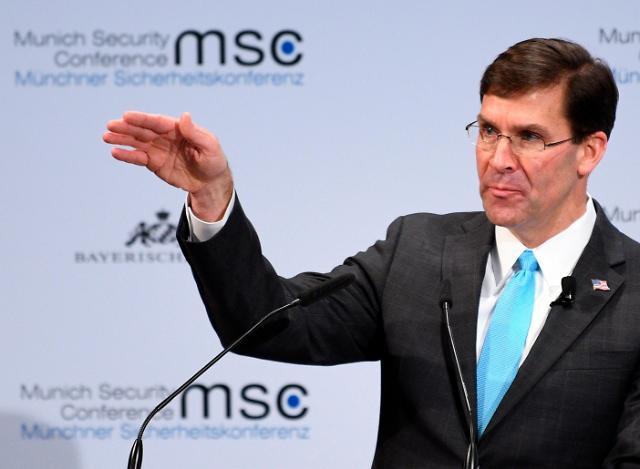 """美 국방 """"北 불량국가·中 안보 최대 도전국"""""""
