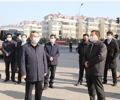 장수핑 옌타이시 당서기, 옌타이 고신구 시찰 [중국 옌타이를 알다(435)]