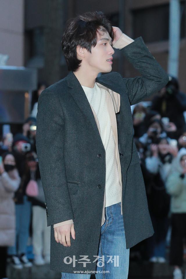 [슬라이드 화보] 구승준 역 배우 김정현 사진모음 16장 (사랑의 불시착 종방연)