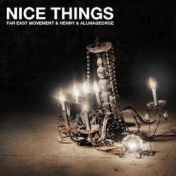 .Henry与欧美电音组合合推新歌《Nice Things》.