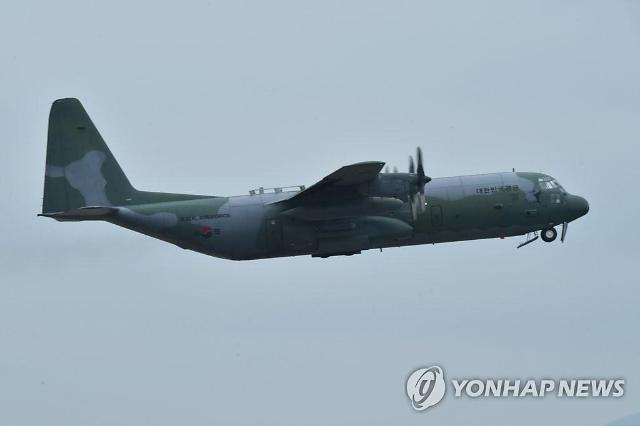 日 크루즈 한국인 이송에 軍C-130 거론... 과거 투입 사례는