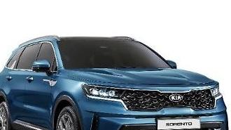 Kia tiết lộ phiên bản tân trang của chiếc SUV cỡ trung 'Sorento'