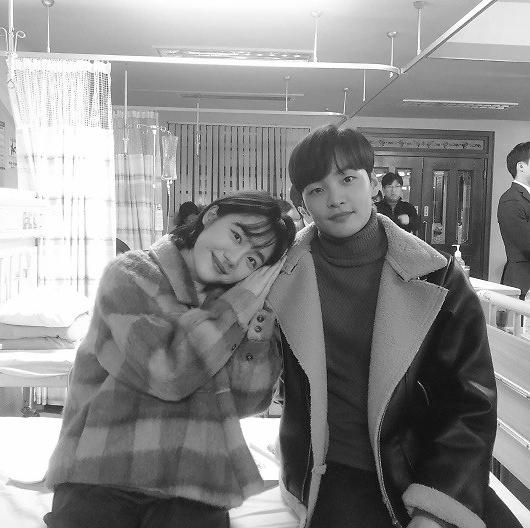 소주연♥김민재, 인스타그램에 올라온 심쿵컷