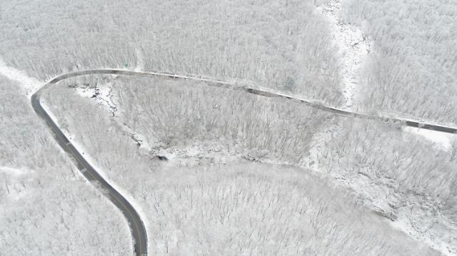 [포토] 한라산은 겨울왕국