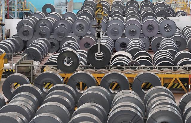 철강업계, 코로나19 여파로 산업금속 가격 급락 예의주시