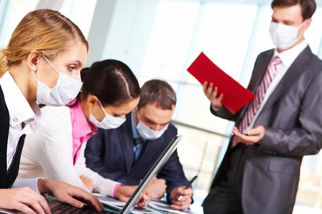 调查:韩近四成职场人士因新冠疫情改变工作方式