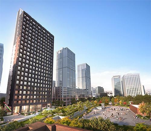 쌍용건설, 서울 중심업무지구(CBD) 주거형 오피스텔 공급