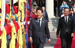 .韩总统特派前幕僚长访阿联酋寻求深化合作.