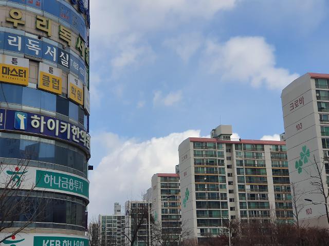 """[르포]서울·세종 눌렀더니 대전 집값 쑥…""""10억대 유지할듯"""""""