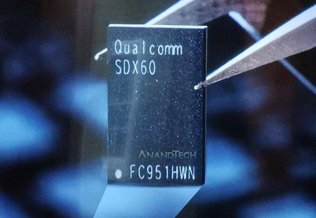 삼성전자, 퀄컴 차세대 5G 모뎁칩 X60 파운드리 수주