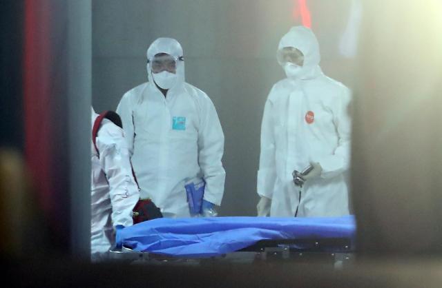 韩国新增一例新冠肺炎确诊病例 感染途径不明