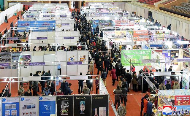 朝鲜计划下半年举办多场国际展览会