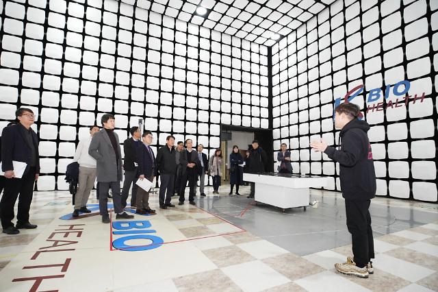 인천시의회 산업경제위원회, 바이오-의료 산업단지 오송 첨단의료복합단지 방문