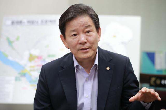 """與정재호 """"공천배제는 장애인 차별…재심 신청"""""""
