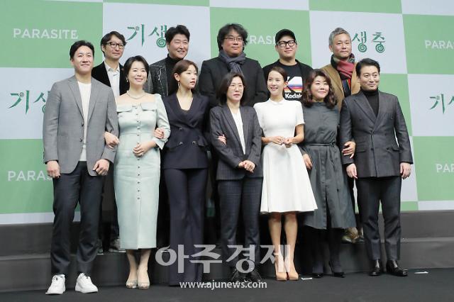 시의적절한 기생충, 오스카부터 할리우드 진출·드라마까지(종합)