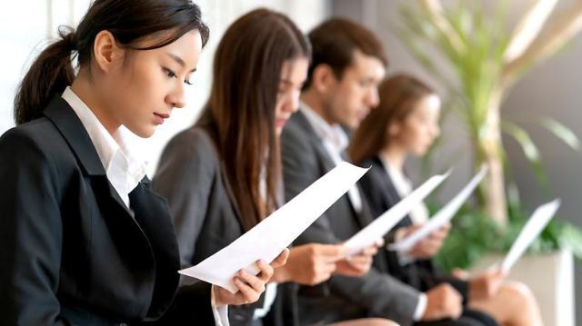 调查:韩上半年大企业招聘规模同比缩减6.2%