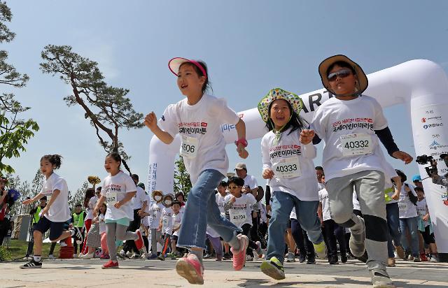 报告:韩国儿童成长发育指数全球排名第二