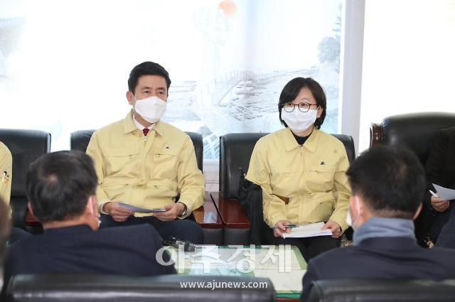 대구·경북 코로나19 확진자 발생...인근 지자체, 지역사회 확산 예방 '비상'
