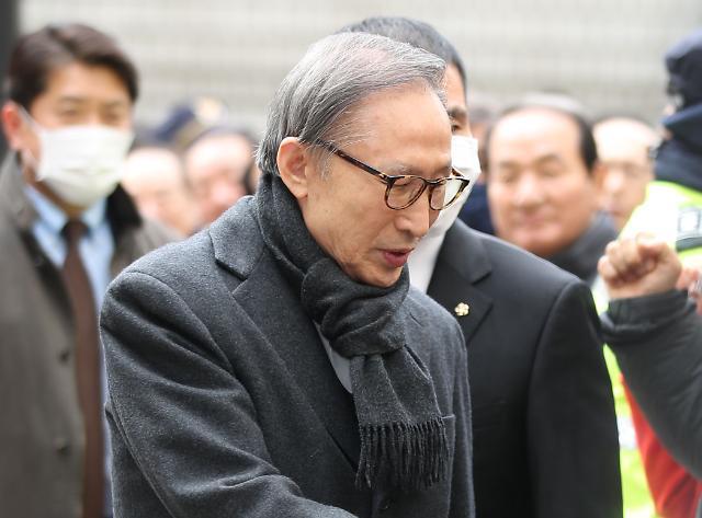 Ex-president Lee Myung-bak back into prison with higher jail term