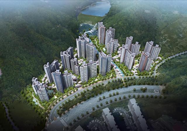 대우산업개발, 김해 장유지역 1347가구 규모 아파트공사 따내