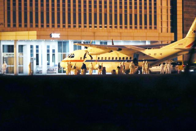 [아주 정확한 팩트체크] 일본 크루즈 승객 수송...정부 수송기였다