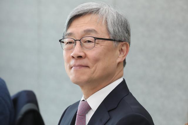 """최재형 감사원장 """"월성1호기 감사, 이달 말 발표 어렵다…총선 고려 안 해"""""""