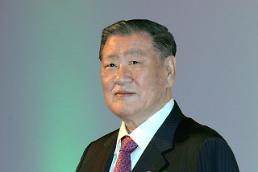 .Hyundai Motors board approves Chung Mong-koos departure as executive director.