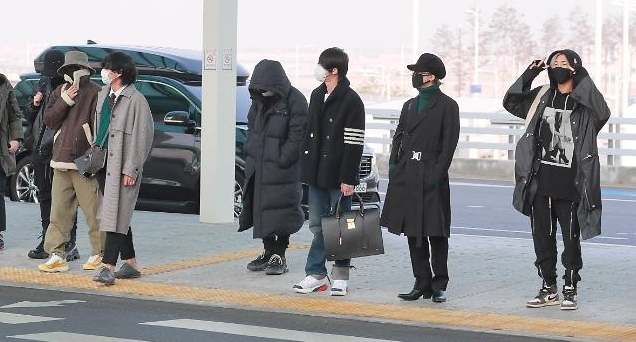 [포토] BTS, 투데이 쇼 출연해요~