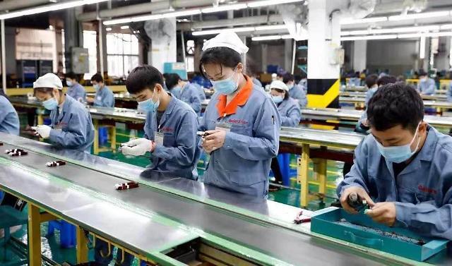 중국 공장의 조업재개…글로벌 산업체인 안정 도모에 도움