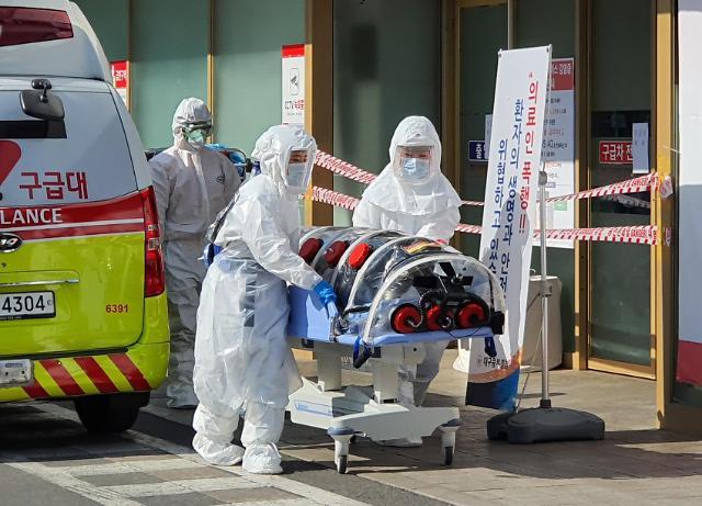 <速报>韩国出现首例新冠肺炎死亡病例