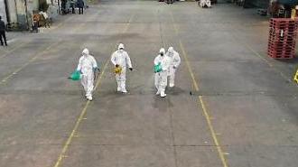 韩国出现首例新冠肺炎死亡病例 政府表示疫情进入社区传播阶段
