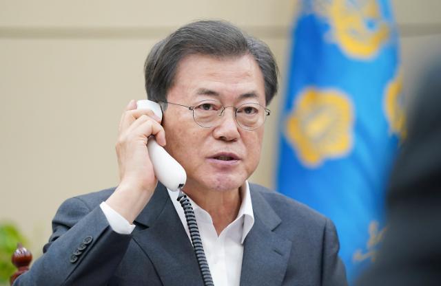 [코로나19] 文대통령, 오늘 9시 丁총리로부터 긴급 보고