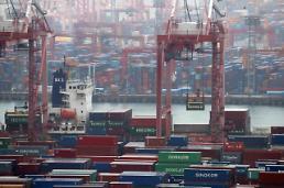 .韩2月前二十天出口同比增加12.4%.