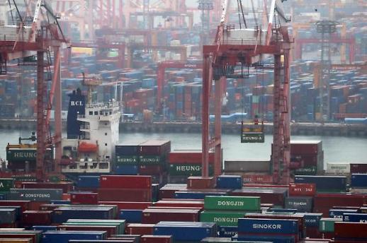 韩2月前二十天出口同比增加12.4%